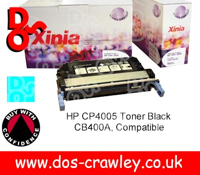Toner Premium Compatible Cyan for HP CP4005 - CB401A